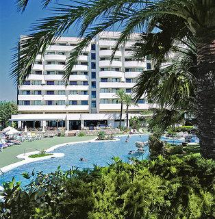 Lastminute Angebote für den Lastminute Urlaub auf Mallorca - das Marfil Playa in der Gesamtansicht