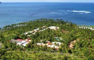 Last Minute Restplätze  für Last Minute Reisen in die Dom Rep - Grand Paradise Samana - Luftbild