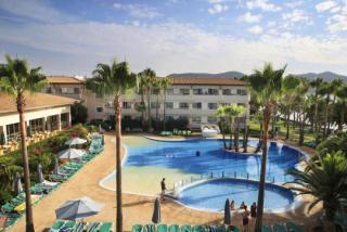 Last Minute Angebote für den Last Minute Urlaub auf Mallorca - Esperanza Mar - Pool und Meer Ansicht