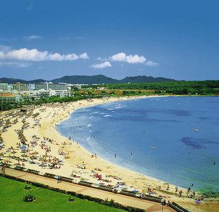 Last Minute Restplätze für den Last Minute Urlaub auf Mallorca - der Strand von Sa Coma / Cala Millor