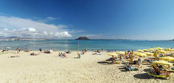 Last Minute Angebote für den Last Minute Urlaub auf Fuerteventura am Strand im Norden