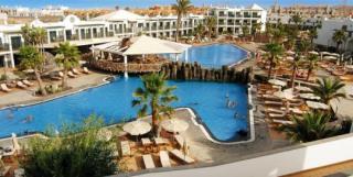 Last Minute Angebote und Last Minute Restplätze für Fuerteventura im Aparthotel Marismas mit Blick auf den Pool