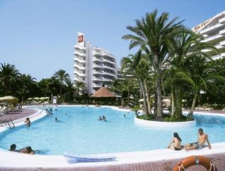 Last Minute Restplätze für Last Minute Reisen nach Gran Canaria ins RIU Papayas in der Außenansicht