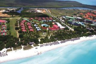 Last Minute Angebote und Last Minute Restplätze für Kuba - Be Live Tuquesa Luftbild vom Hotel