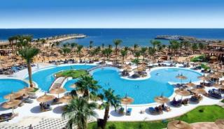 Last Minute Angebote für  den Last Minute Urlaub in Ägypten im Albatros Beach mit Blick auf den Pool