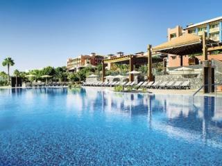 Last Minute Angebote für den Last Minute Urlaub auf Fuerte -H10 Tindaya.- Blick auf den Pool und das Hotel