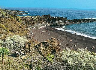 Last Minute Angebote für den Last  Minute Urlaub und Last Minute Reisen auf La Palma - App San Antonio - Strand