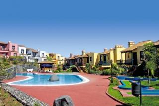 Last Minute Restplätze und Last Minute Angebote für La Palma - App San Antonio mit Blick auf die Anlage
