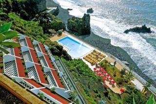 Last Minute Angebote und Last Minute Restplätze für Madeira - Orca Praia der Blick von oben