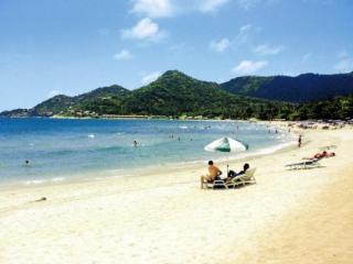 Last Minute Angebote und Last Minute Restplätze für Thailand - First Bungalow Beach Resort mit Blick über den Strand
