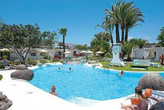 Last Minute Angebote für den Last Minute Urlaub auf Gran Canaria in den Parque Romantico Bungalows an einem der beiden Pools
