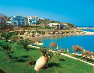 Last Minute Restplätze für Ihre Last Minute Reisen nach Kreta ins Iberostar Creta Marine am Strand in einer von 3 hoteleigenen Buchten