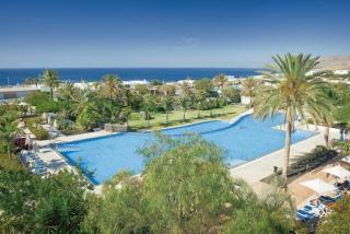 Last Minute Angeboten für den günstigen Last Minute Urlaub und preiswerte Last Minute Reisen für Lanzarote im Costa Calero in einer Aussenansicht