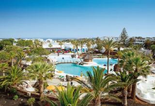 Tolle Last Minute Restplätze und weitere Last Minute Angebote für Lanzarote im H10 Lanzarote Gardens in einer Aussenansicht