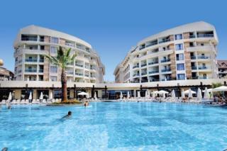Last Minute Angebote und Last Minute Restplätze für die Türkei im Seamelia Beach Resort in einer Aussenansicht