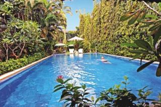 Last Minute Restplätze für den Last Minute Urlaub in Thailand - K-Hotel auf Phuket am Patong Beach ein Bild vom Pool