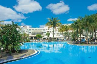 Die besten Last Minute Angebote für den Last Minute Urlaub auf Lanzarote im La Geria mit Blick auf den Pool und das Hotel