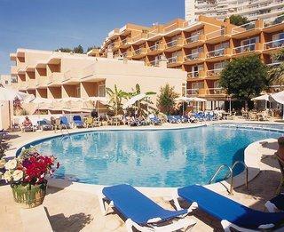 Lastminute Angebote und Lastminute Restplätze für Mallorca im Paguera Beach in einer Außenansicht