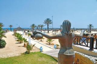 Last Minute Urlaub in Tunesien im Paradis Palace am Strand