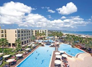 Last Minute Angebote für den Lastminute Urlaub in Tunesien im Paradis Palace mit einem Blick über die Anlage