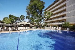 Last Minute Restplätze für den Last Minute Urlaub auf Mallorca im Grupotel Montecarlo in einer Aussenansicht