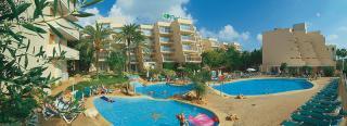 Last Minute Urlaub auf Mallorca im Protur Floriana Resort mit einem Blick über die Anlage