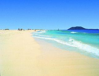 Last Minute Reisen auf Fuerteventura ins RIU Oliva mit Blick auf den Strand