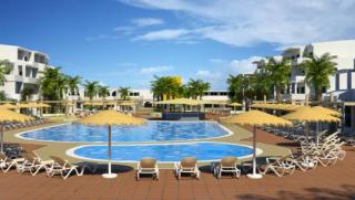 Last Minute Angebote für Ibiza im Club Bahamas mit einem Blick auf den Pool