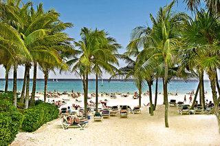Last Minute Urlaub in Mexico im RIU Tequila Clubhotel mit einem Blick vom Strand
