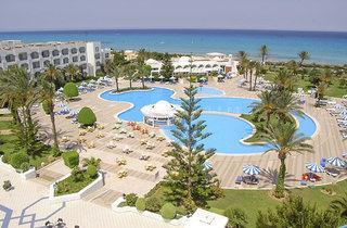 Günstige Last Minute Angebote für Tunesien im Mahdia Palace mit einem Blick Richtung Strand