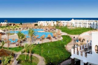 Last Minute Restplätze für Ägyptenim- Gorgonia Beach in einer Außenansicht