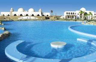 Last Minute Urlaub in Ägypten im Gorgonia Beach mit einem Blick auf einen Pool