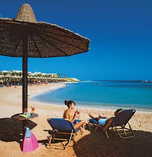 Last Minute Restplätze für Ägypten im Iberotel Coraya Beach mit Blick auf den Strand