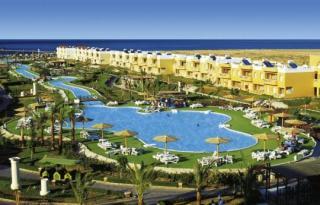 Last Minute Angebote für Ägypten im Movie Gate Golden Beach mit einem Blick auf die Anlage