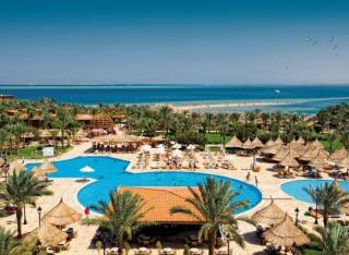 Last Minute Reisen nach Ägypten im Siva Grand Beach mit Blick Richtung Meer