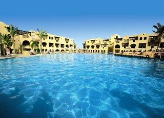 Last Minute Angebote für Ägypten im Stella Makadi Gardens mit Blick auf einen Pool