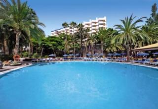 Last Minute Urlaub auf Gran Canaria im Barcelo Margaritas in einer Außenansicht