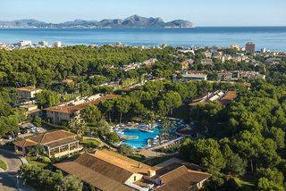 Last Minute Angebote für Mallorca im Vell Mari in einer Luftaufnahme