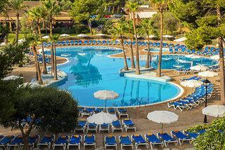 Last Minute Urlaub auf Mallorca im Vell Mari mit einem Blick auf den 2-ten Pool