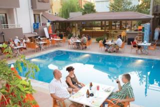 Last Minute Angebote für die Türkei im Selenium Hotel am Pool