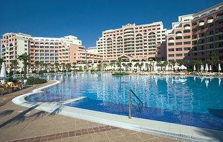 Bulgarien im Majestic Beach Resort an einem Pool