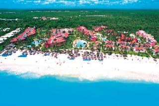 Dominikanische Republik im Punta Cana Princess Resort & Spa in einer Gesamtansicht