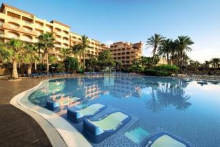 Fuerteventura im Elba Sara Beach und Golf Resort in einem Bild vom Pool