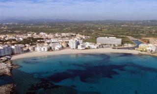 Mallorca im Club S`Illot in einer Gesamtansicht