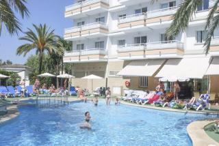 Mallorca in den- HSM Lago Park Apartments am Pool