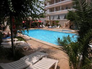 Mallorca im Venecia Hotel am Pool