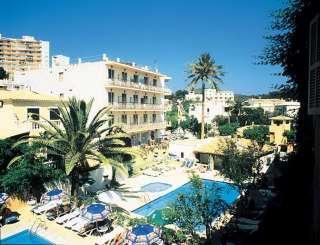 Mallorca im Venecia Hotel in einer Gesamtansicht