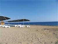 Türkei im Amelia Beach am Strand