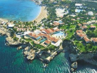 Türkei im Club Resort Atlantis in einer Luftaufnahme