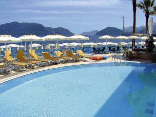 Türkei Im Marbella Hotel in Marmaris am Pool